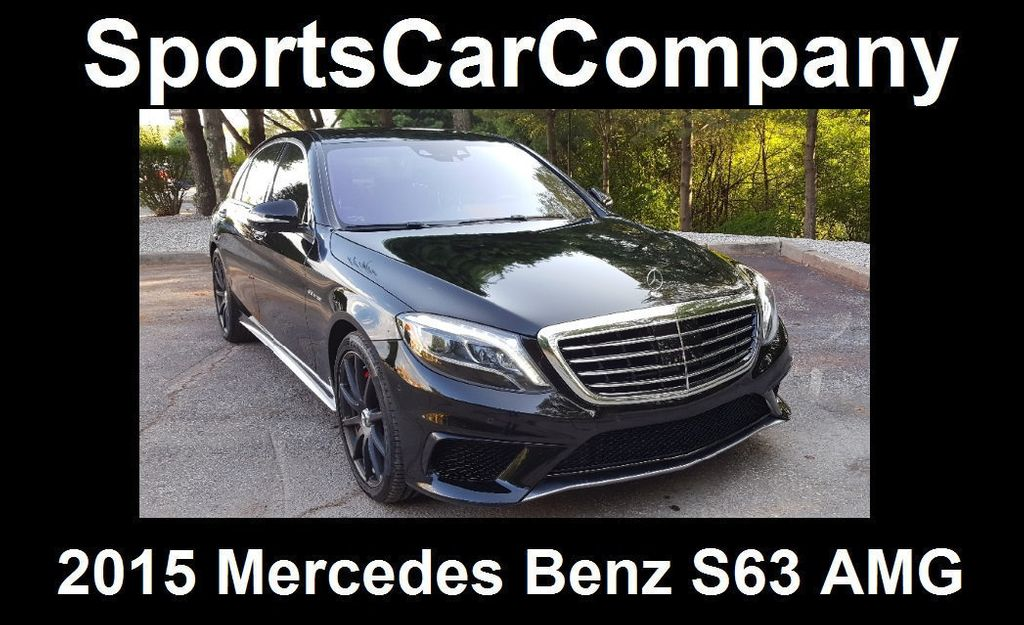 2015 Mercedes-Benz S-Class S63 AMG - 16775290 - 5