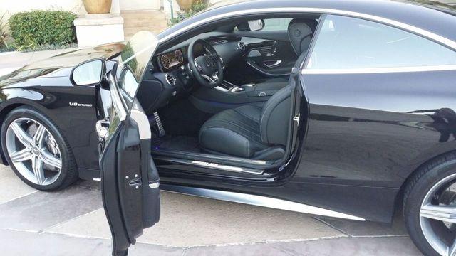 2015 Mercedes-Benz S-Class S63 AMG - 16860610 - 12