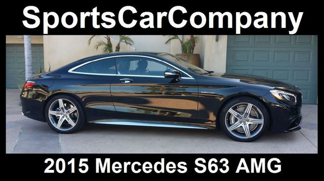 2015 Mercedes-Benz S-Class S63 AMG - 16860610 - 2