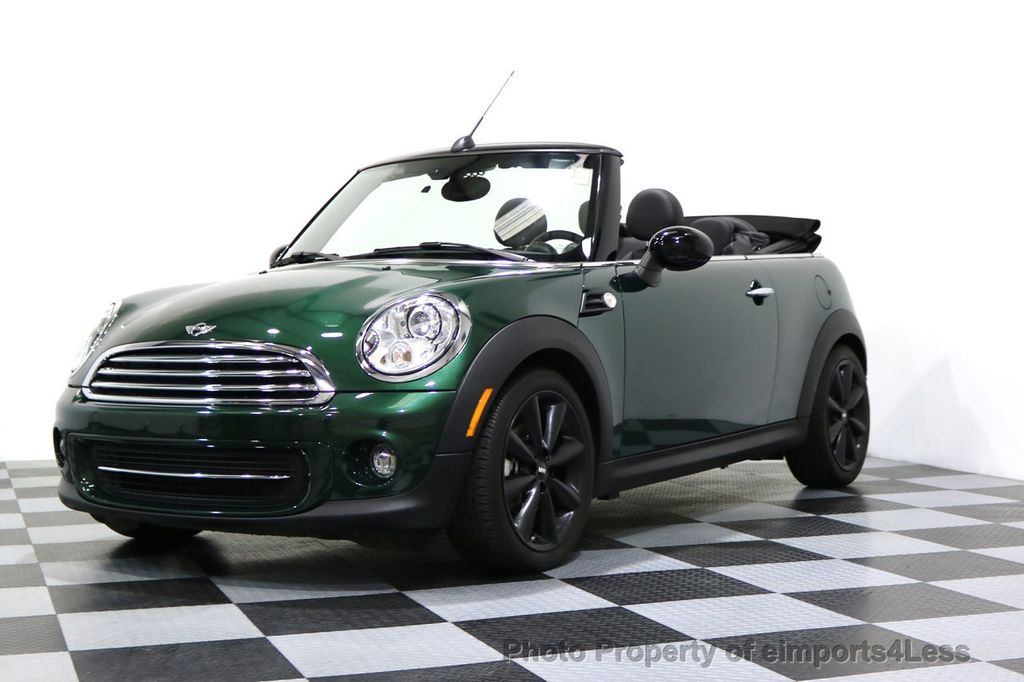 2015 MINI Cooper Convertible CERTIFIED COOPER CABRIOLET NAVIGATION - 17234273 - 12