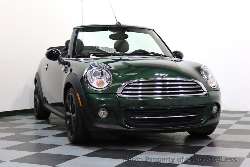 2015 MINI Cooper Convertible CERTIFIED COOPER CABRIOLET NAVIGATION - 17234273 - 13