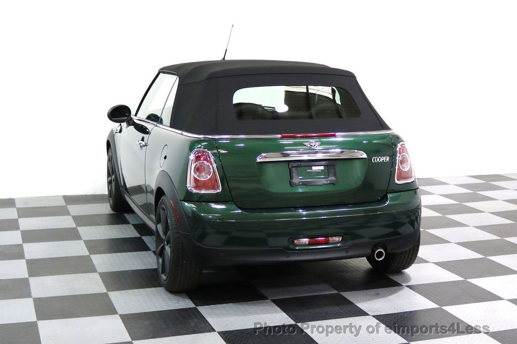 2015 MINI Cooper Convertible CERTIFIED COOPER CABRIOLET NAVIGATION - 17234273 - 14