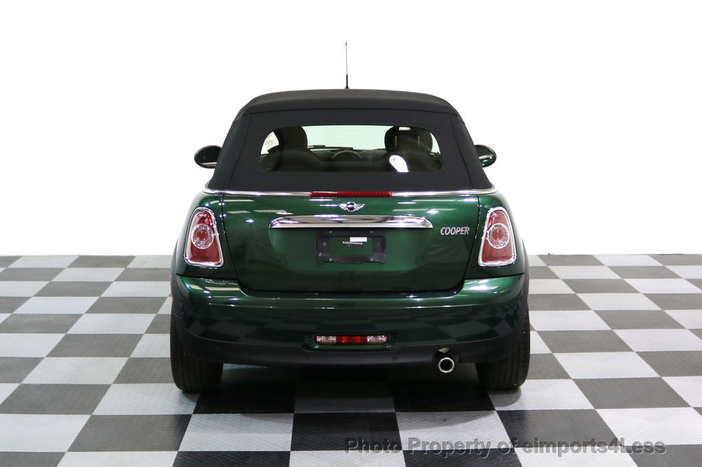 2015 MINI Cooper Convertible CERTIFIED COOPER CABRIOLET NAVIGATION - 17234273 - 15