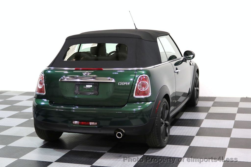 2015 MINI Cooper Convertible CERTIFIED COOPER CABRIOLET NAVIGATION - 17234273 - 16