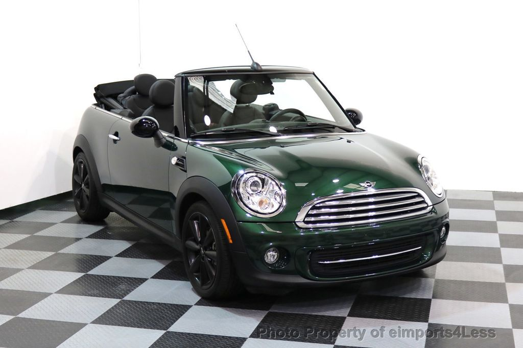 2015 MINI Cooper Convertible CERTIFIED COOPER CABRIOLET NAVIGATION - 17234273 - 1