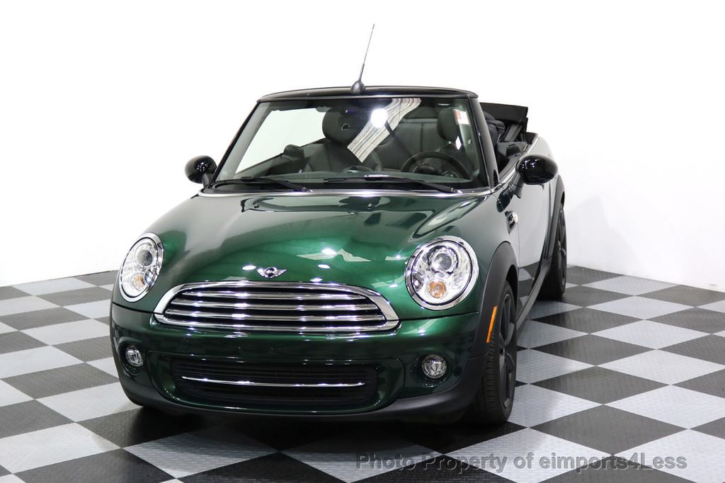 2015 MINI Cooper Convertible CERTIFIED COOPER CABRIOLET NAVIGATION - 17234273 - 24