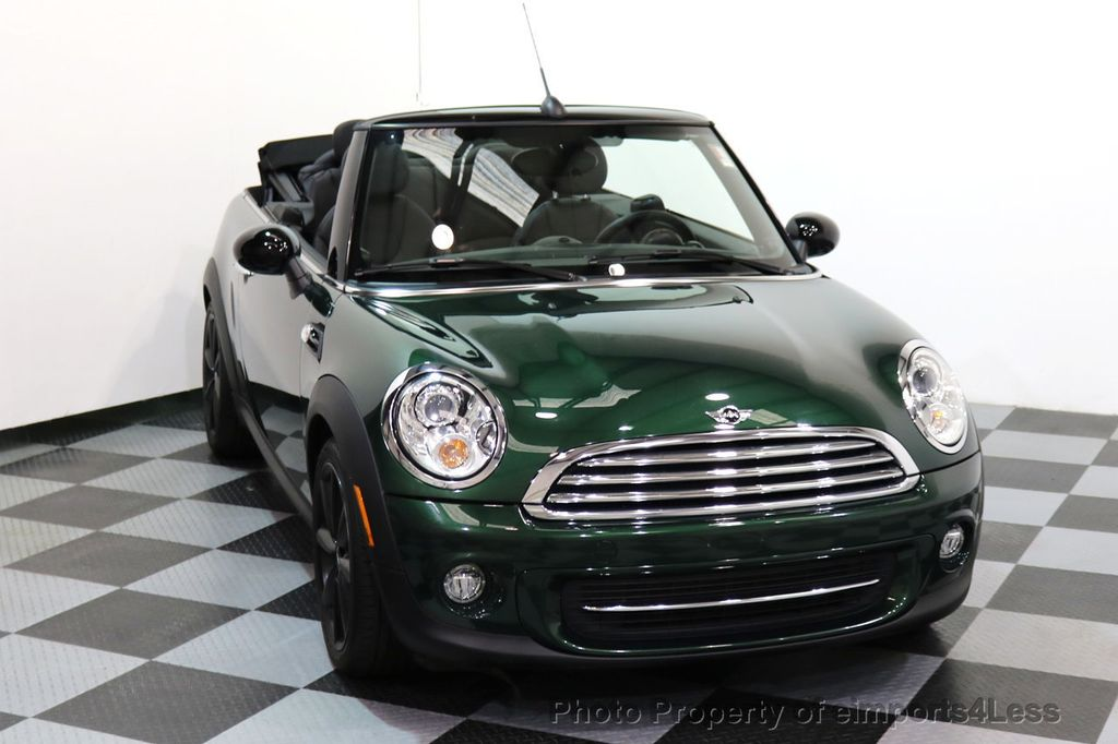 2015 MINI Cooper Convertible CERTIFIED COOPER CABRIOLET NAVIGATION - 17234273 - 25