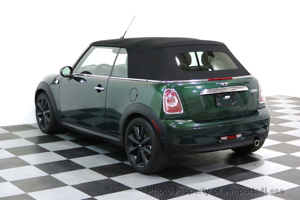 2015 MINI Cooper Convertible CERTIFIED COOPER CABRIOLET NAVIGATION - 17234273 - 26