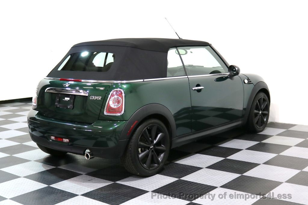 2015 MINI Cooper Convertible CERTIFIED COOPER CABRIOLET NAVIGATION - 17234273 - 28