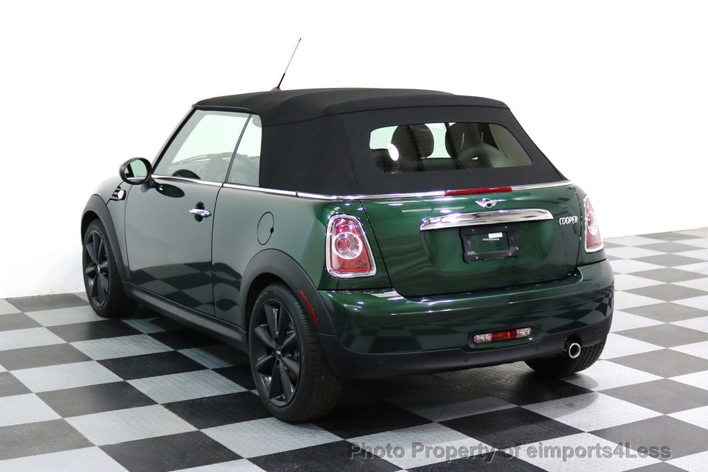 2015 MINI Cooper Convertible CERTIFIED COOPER CABRIOLET NAVIGATION - 17234273 - 2