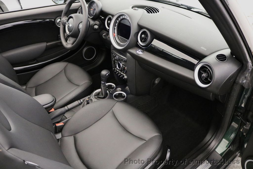 2015 MINI Cooper Convertible CERTIFIED COOPER CABRIOLET NAVIGATION - 17234273 - 34