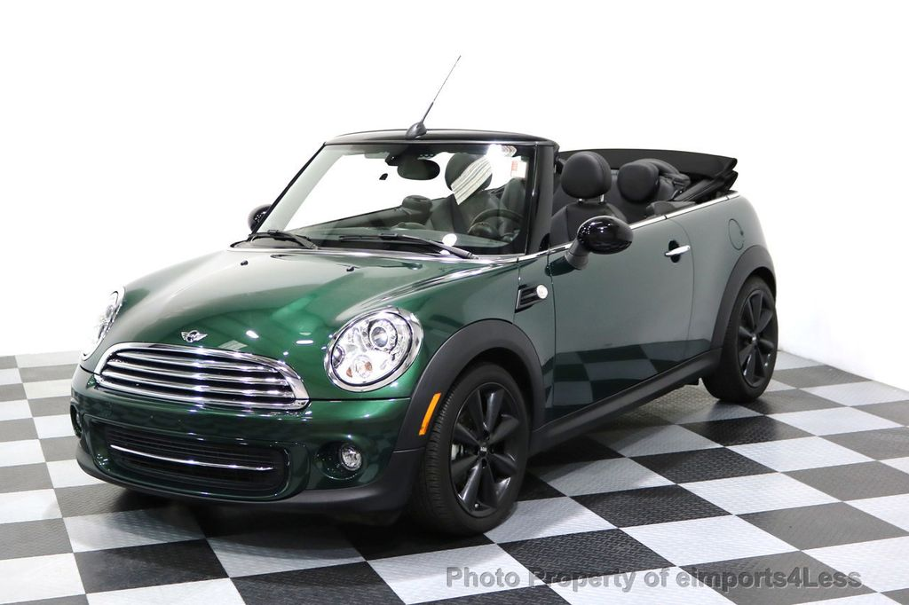 2015 MINI Cooper Convertible CERTIFIED COOPER CABRIOLET NAVIGATION - 17234273 - 37