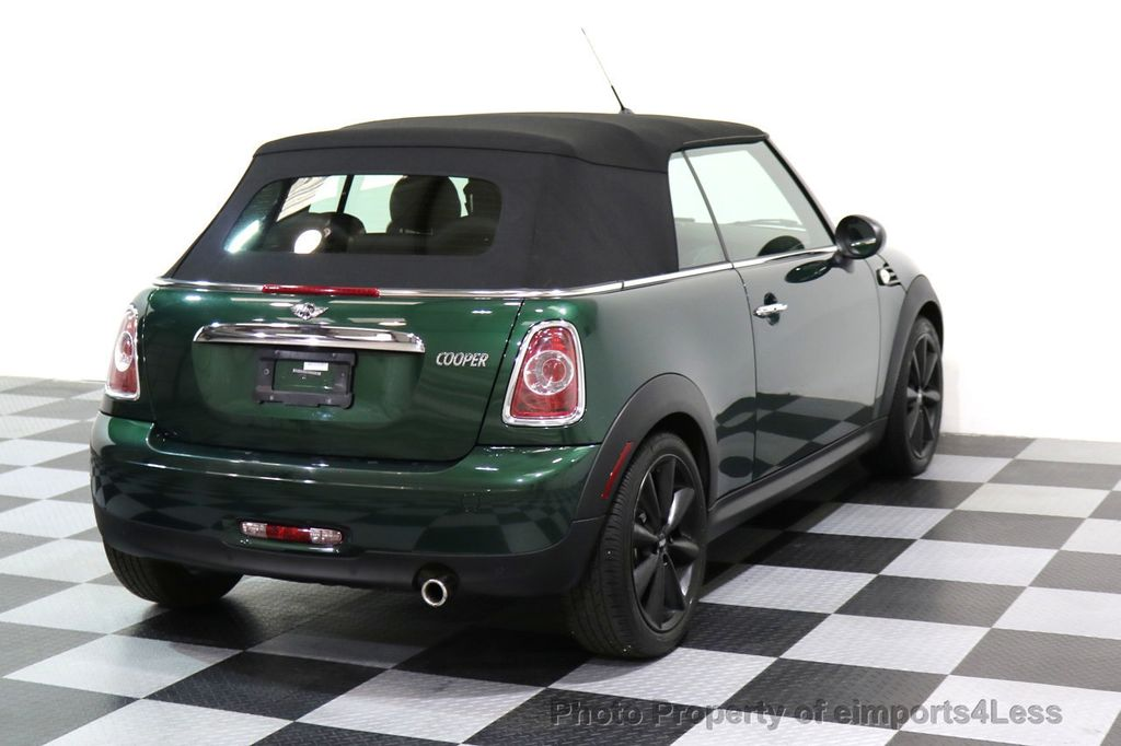 2015 MINI Cooper Convertible CERTIFIED COOPER CABRIOLET NAVIGATION - 17234273 - 3