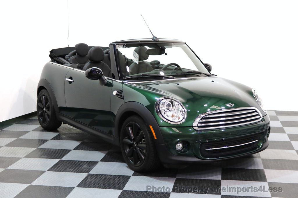 2015 MINI Cooper Convertible CERTIFIED COOPER CABRIOLET NAVIGATION - 17234273 - 38
