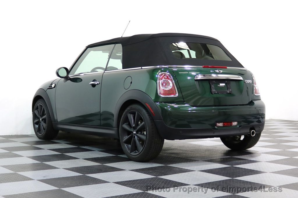2015 MINI Cooper Convertible CERTIFIED COOPER CABRIOLET NAVIGATION - 17234273 - 39