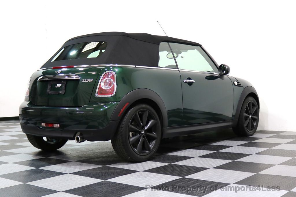 2015 MINI Cooper Convertible CERTIFIED COOPER CABRIOLET NAVIGATION - 17234273 - 40