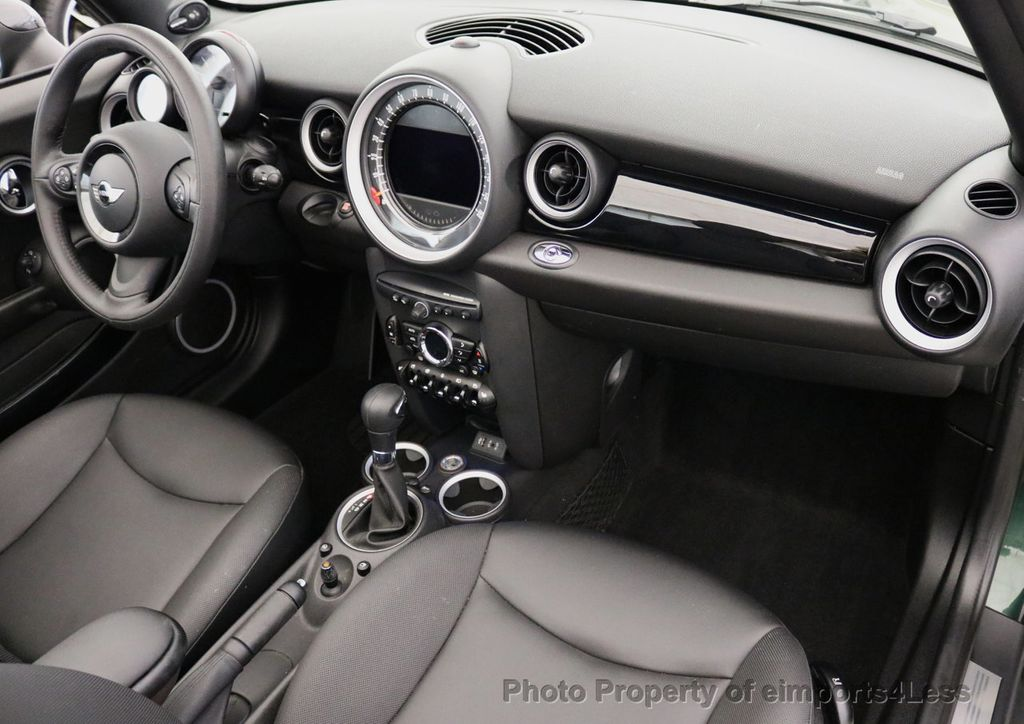 2015 MINI Cooper Convertible CERTIFIED COOPER CABRIOLET NAVIGATION - 17234273 - 44