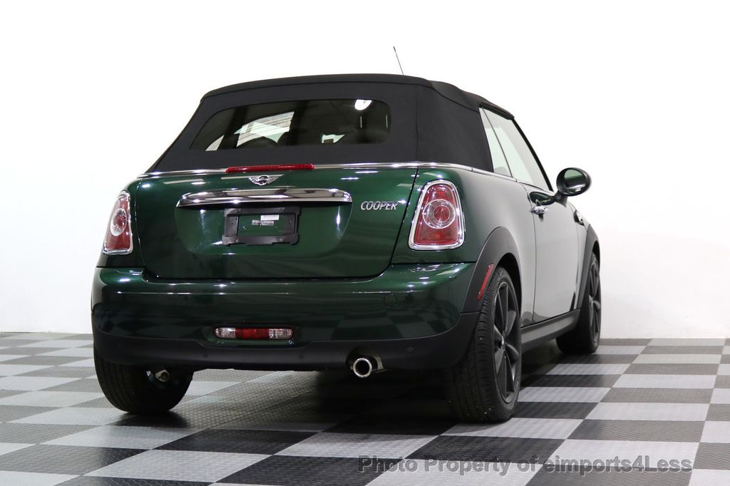 2015 MINI Cooper Convertible CERTIFIED COOPER CABRIOLET NAVIGATION - 17234273 - 47