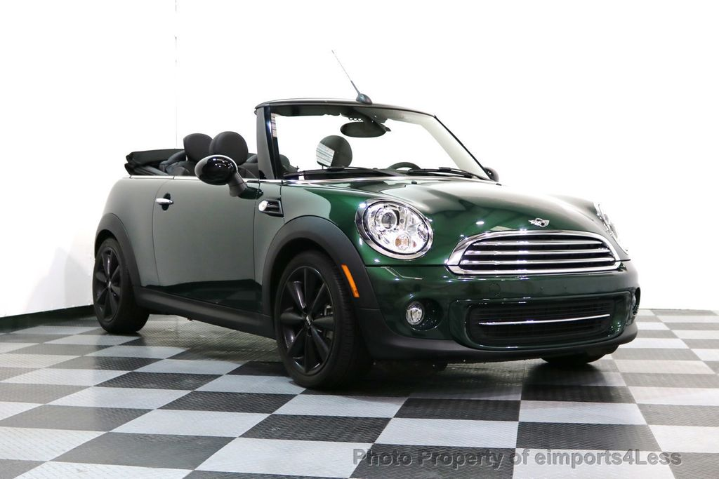 2015 MINI Cooper Convertible CERTIFIED COOPER CABRIOLET NAVIGATION - 17234273 - 48
