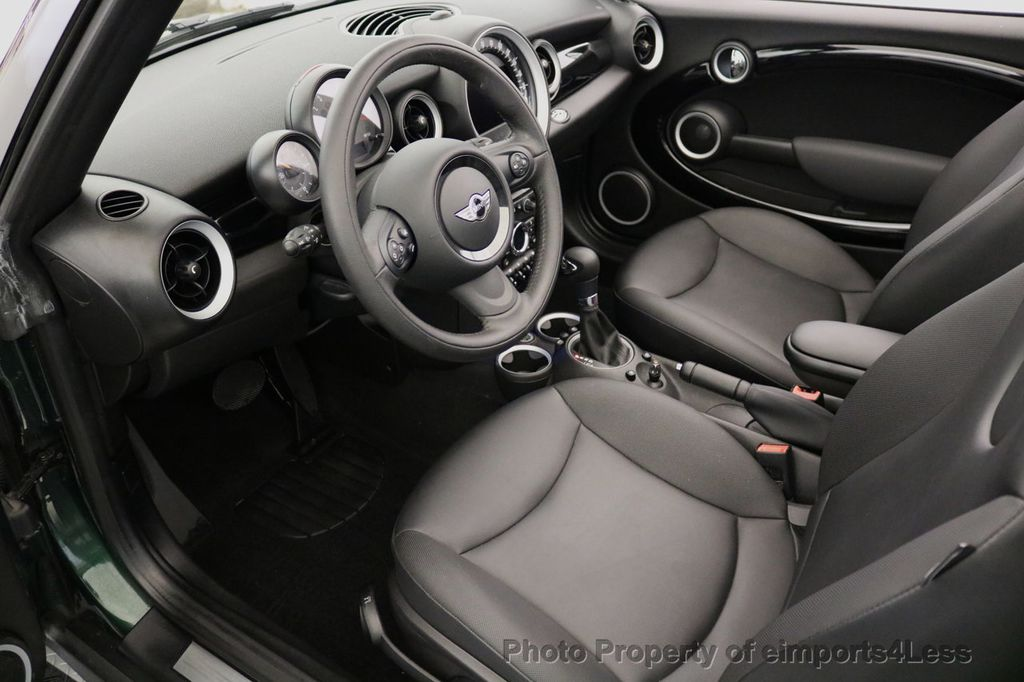 2015 MINI Cooper Convertible CERTIFIED COOPER CABRIOLET NAVIGATION - 17234273 - 6
