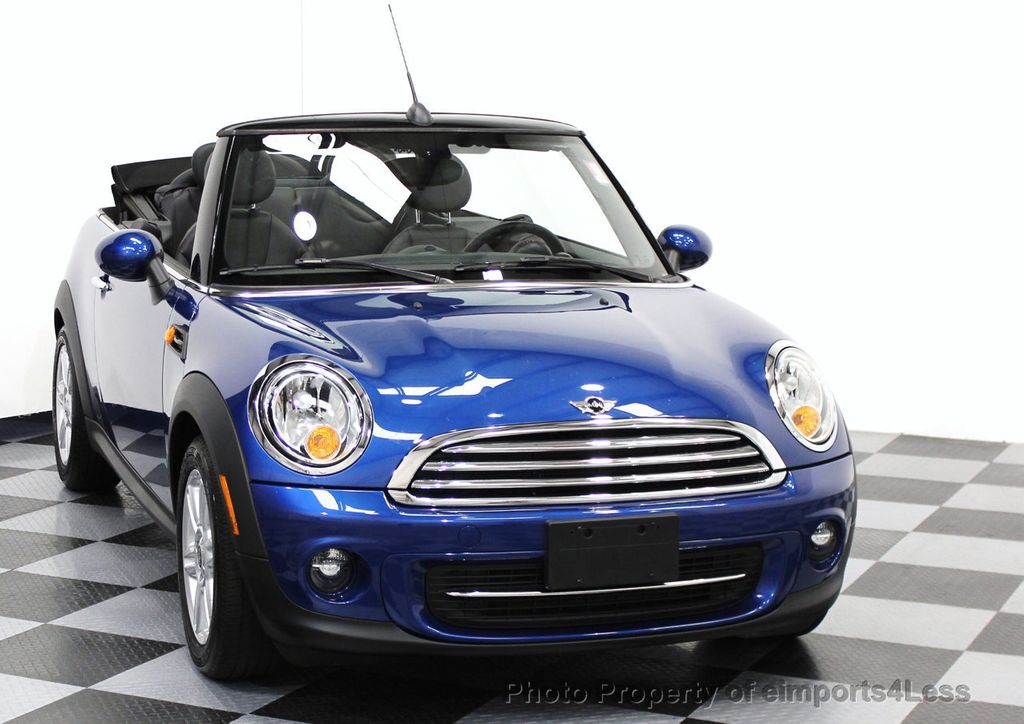 2015 Used Mini Cooper Convertible Certified Mini Cooper Convertible At Eimports4less Serving