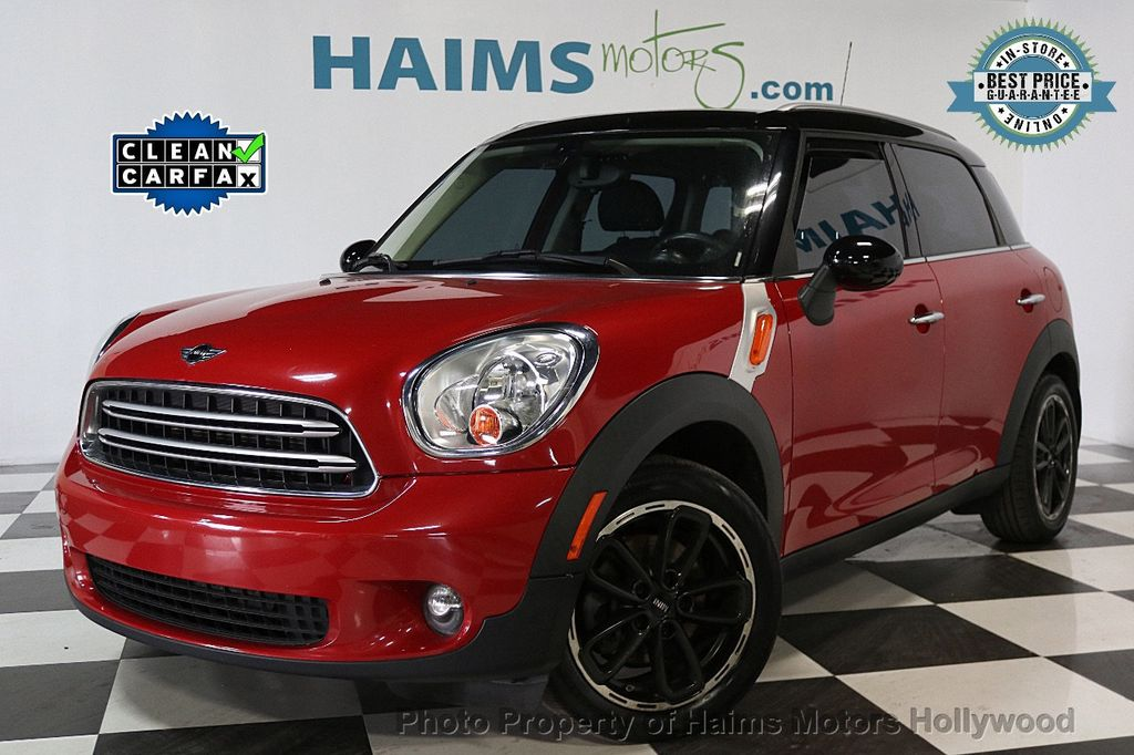 2015 MINI Cooper Countryman  - 17522214 - 0