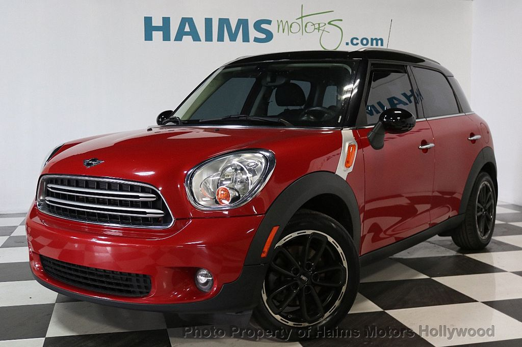 Mini Cooper Warranty >> 2015 Used MINI Cooper Countryman at Haims Motors Serving ...