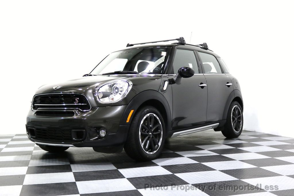 2015 MINI Cooper Countryman CERTIFIED COUNTRYMAN S ALL4 AWD 6 SPEED - 17270742 - 11