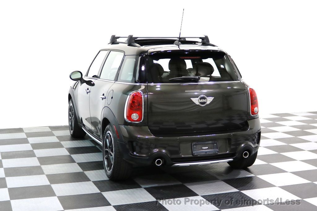 2015 MINI Cooper Countryman CERTIFIED COUNTRYMAN S ALL4 AWD 6 SPEED - 17270742 - 13