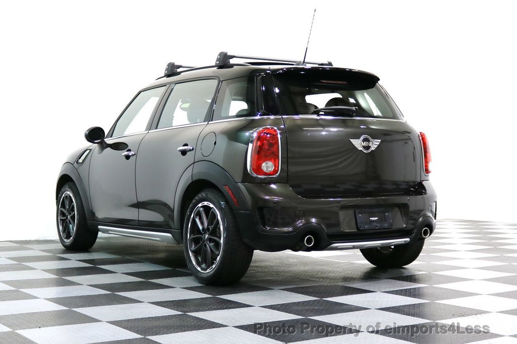 2015 MINI Cooper Countryman CERTIFIED COUNTRYMAN S ALL4 AWD 6 SPEED - 17270742 - 39