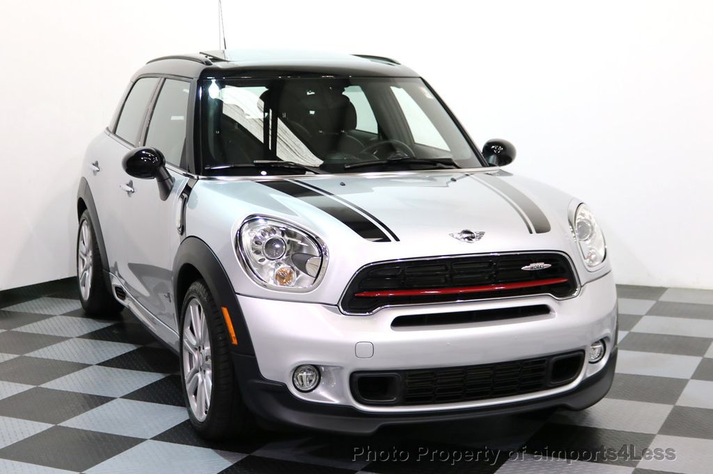2015 MINI Cooper Countryman CERTIFIED JOHN COOPER WORKS COUNTRYMAN ALL4 AWD - 17098789 - 13