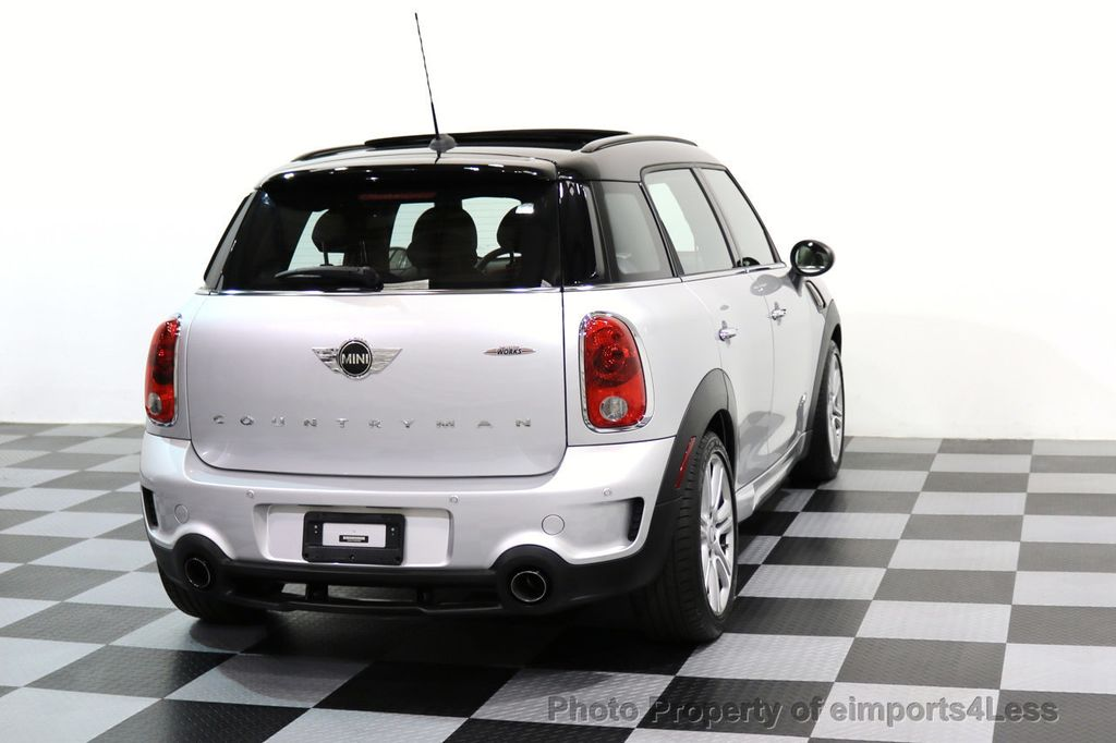 2015 MINI Cooper Countryman CERTIFIED JOHN COOPER WORKS COUNTRYMAN ALL4 AWD - 17098789 - 16