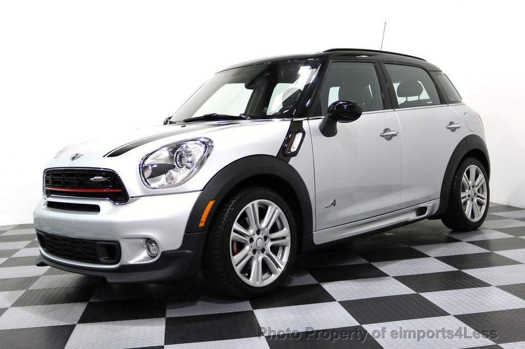 2015 MINI Cooper Countryman CERTIFIED JOHN COOPER WORKS COUNTRYMAN ALL4 AWD - 17098789 - 27
