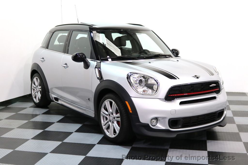 2015 MINI Cooper Countryman CERTIFIED JOHN COOPER WORKS COUNTRYMAN ALL4 AWD - 17098789 - 28