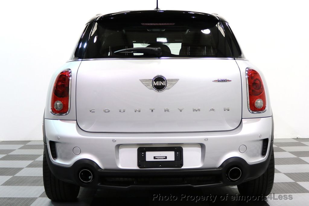 2015 MINI Cooper Countryman CERTIFIED JOHN COOPER WORKS COUNTRYMAN ALL4 AWD - 17098789 - 30