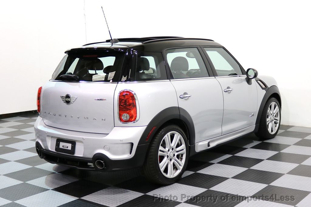 2015 MINI Cooper Countryman CERTIFIED JOHN COOPER WORKS COUNTRYMAN ALL4 AWD - 17098789 - 31