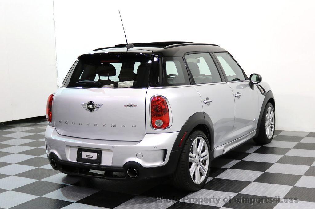 2015 MINI Cooper Countryman CERTIFIED JOHN COOPER WORKS COUNTRYMAN ALL4 AWD - 17098789 - 3