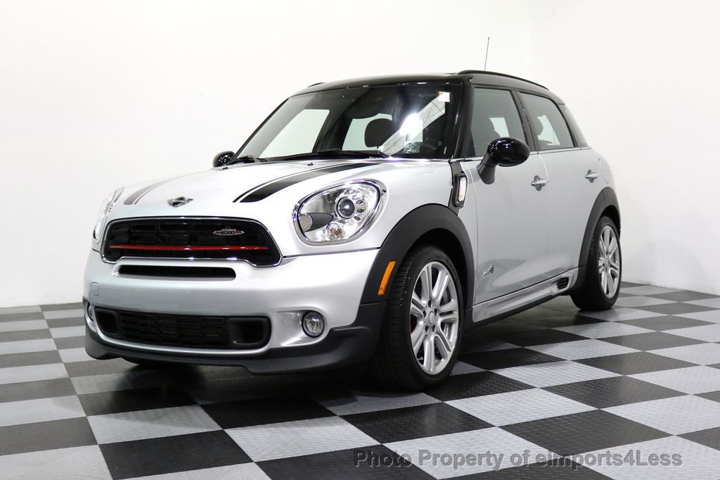 2015 MINI Cooper Countryman CERTIFIED JOHN COOPER WORKS COUNTRYMAN ALL4 AWD - 17098789 - 38