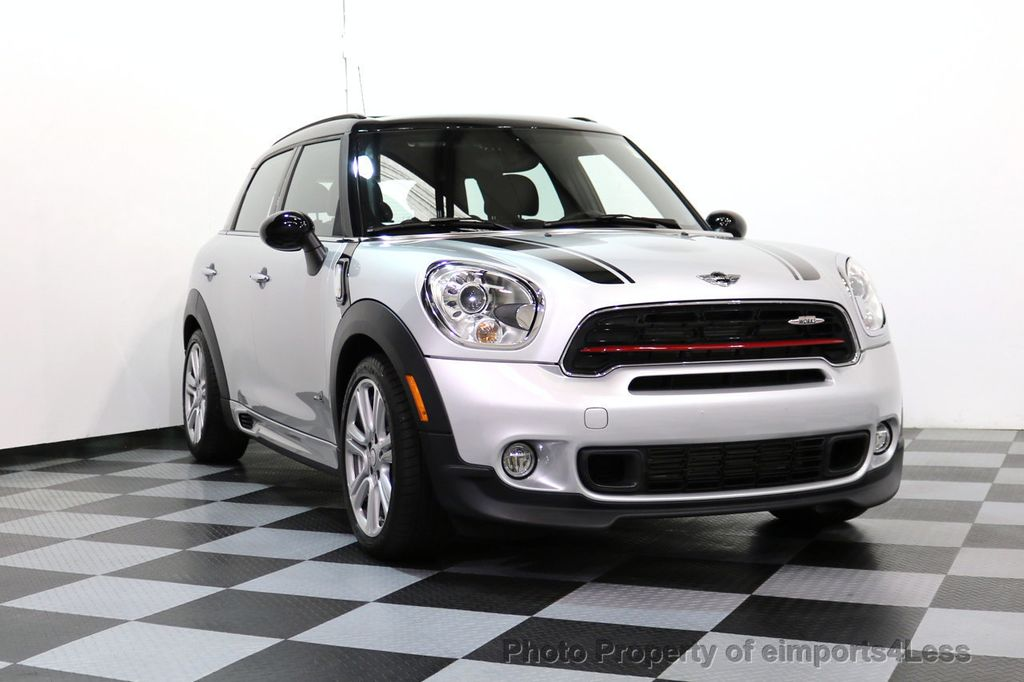 2015 MINI Cooper Countryman CERTIFIED JOHN COOPER WORKS COUNTRYMAN ALL4 AWD - 17098789 - 39