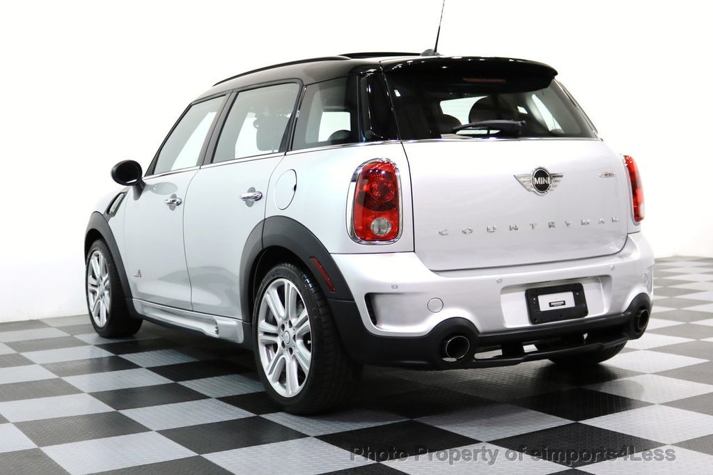 2015 MINI Cooper Countryman CERTIFIED JOHN COOPER WORKS COUNTRYMAN ALL4 AWD - 17098789 - 40