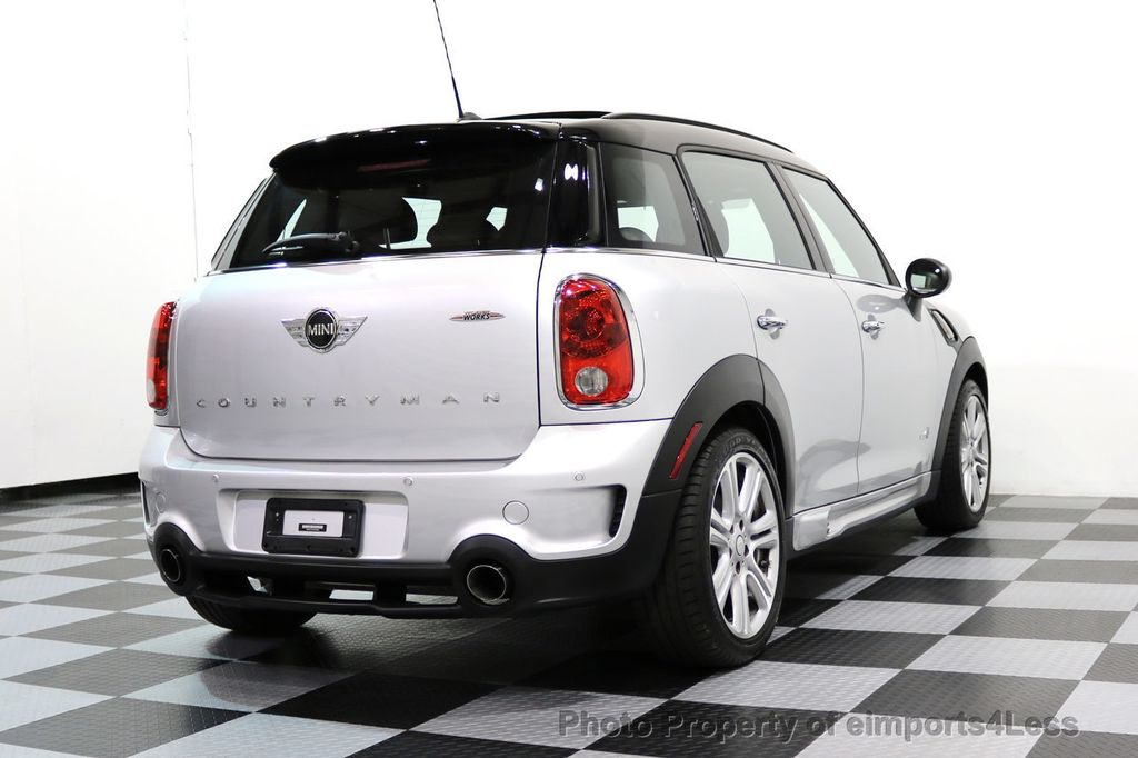 2015 MINI Cooper Countryman CERTIFIED JOHN COOPER WORKS COUNTRYMAN ALL4 AWD - 17098789 - 41