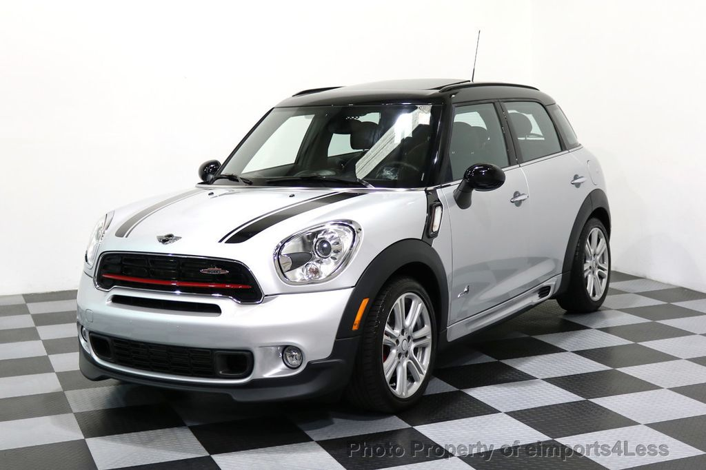 2015 MINI Cooper Countryman CERTIFIED JOHN COOPER WORKS COUNTRYMAN ALL4 AWD - 17098789 - 49