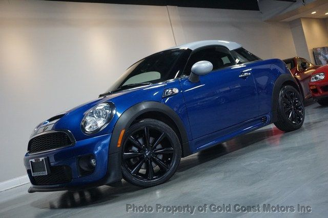 2015 MINI Cooper Coupe *JCW Aero Package* *6-Speed Manual* - 19658762 - 22