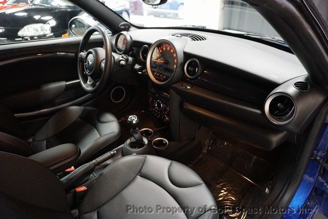 2015 MINI Cooper Coupe *JCW Aero Package* *6-Speed Manual* - 19658762 - 27