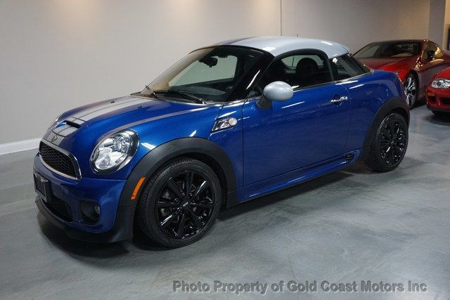 2015 MINI Cooper Coupe *JCW Aero Package* *6-Speed Manual* - 19658762 - 2
