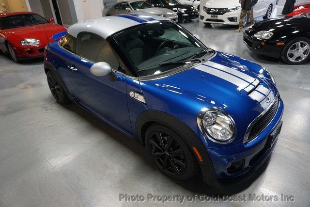 2015 MINI Cooper Coupe *JCW Aero Package* *6-Speed Manual* - 19658762 - 45