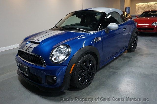 2015 MINI Cooper Coupe *JCW Aero Package* *6-Speed Manual* - 19658762 - 4
