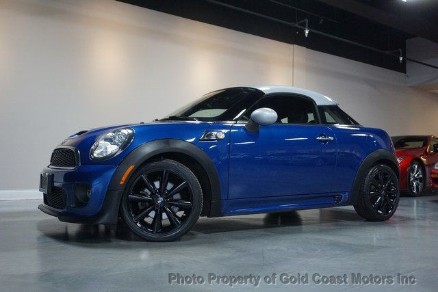 2015 MINI Cooper Coupe *JCW Aero Package* *6-Speed Manual* - 19658762 - 56