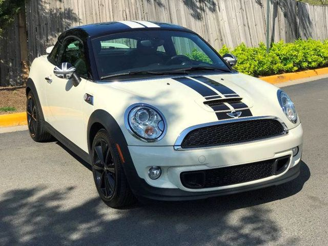 2017 Mini Cooper Coupe S Wmwsx3c50ft409438 0
