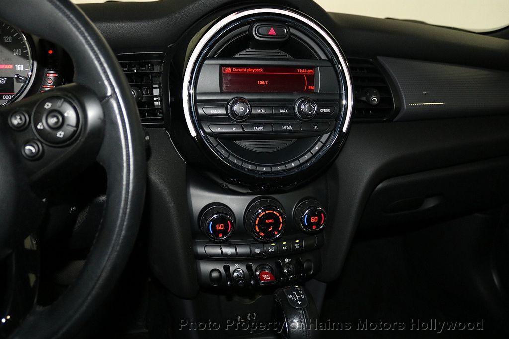 2015 MINI Cooper Hardtop 2 Door  - 18146693 - 15